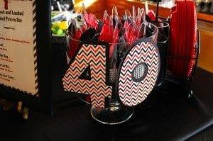 He's Aged to Perfection | James Bond Birthday Party - 40th Birthday Ideas