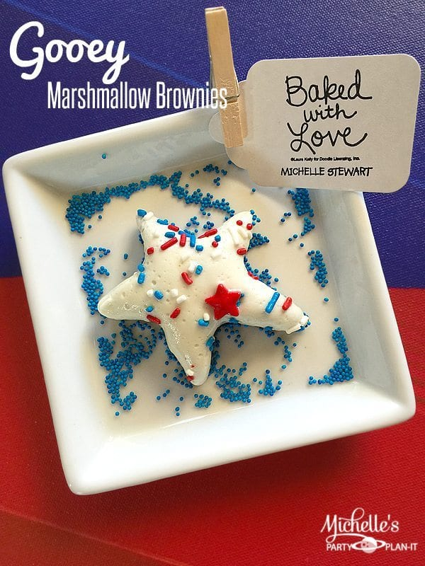 Gooey Marshmallow Brownies Recipe