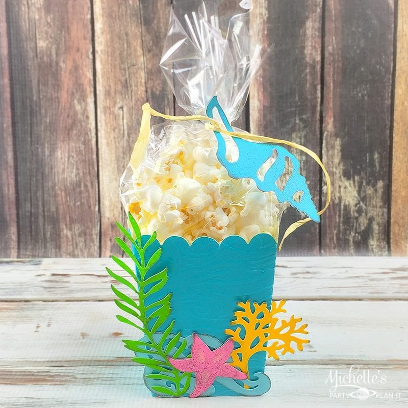 Under the Sea Party Favor Box
