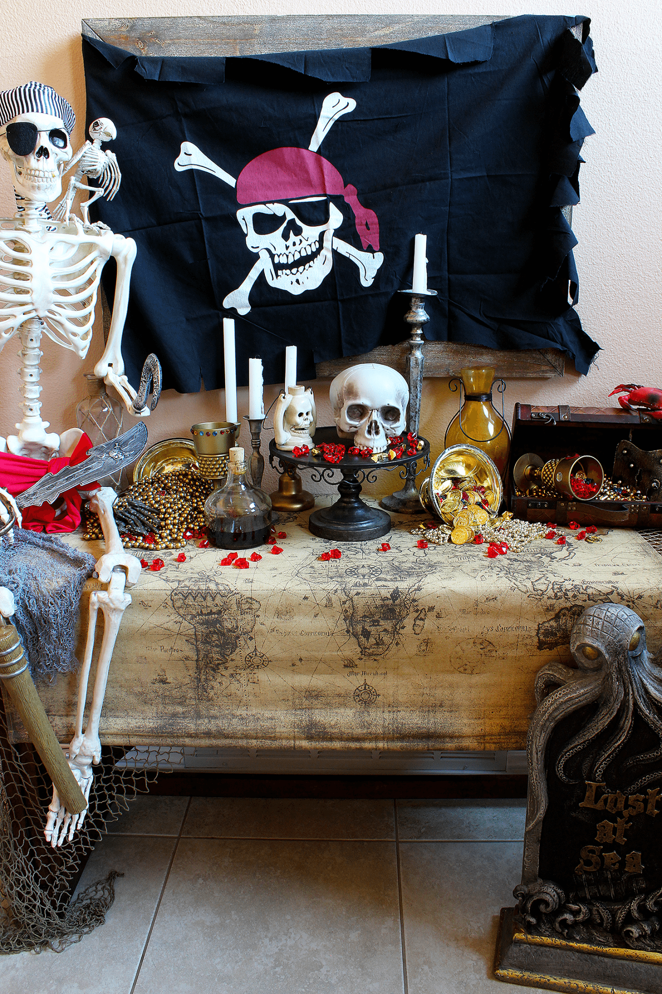 Pirate Party Decorations