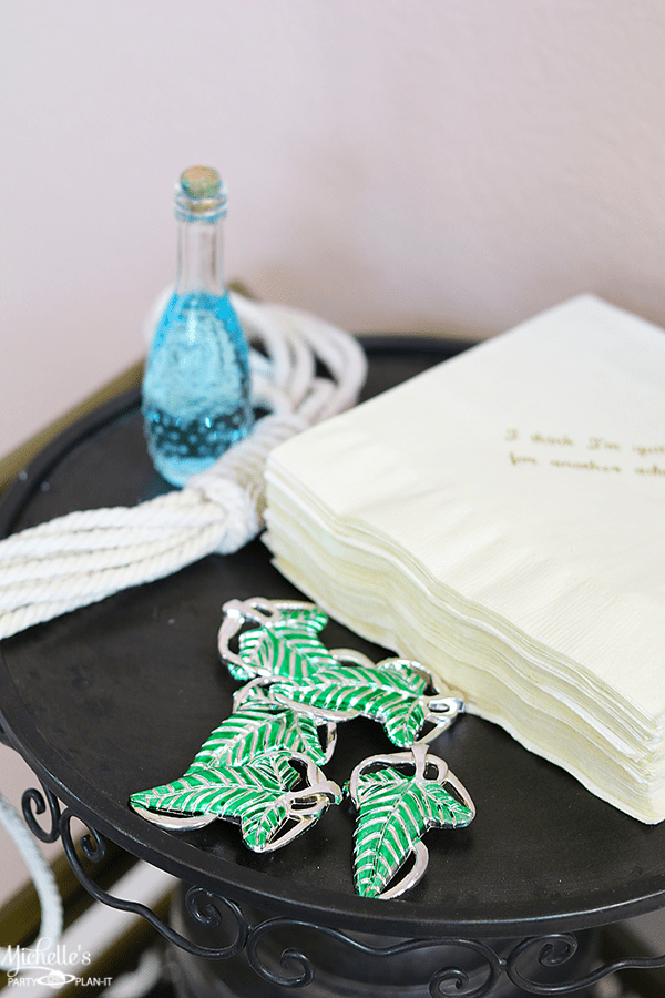 Lord of the Rings Party Favors