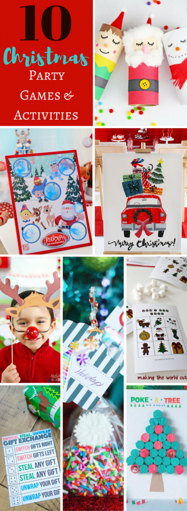 10 christmas party games and activities 1