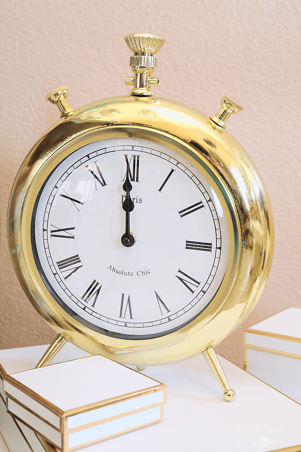 New Year's Eve Party Decor - Clock
