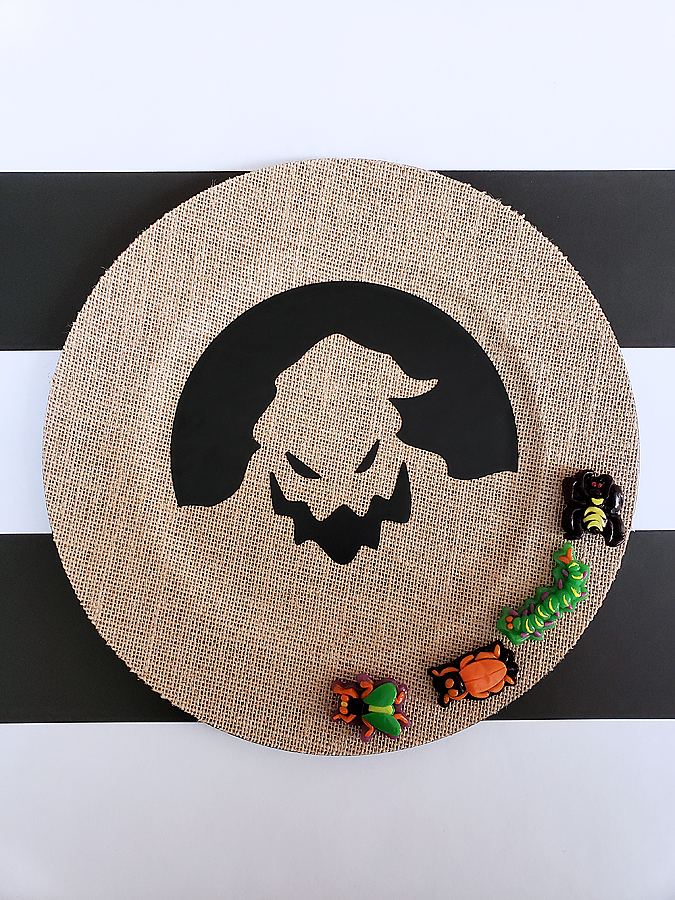 diy oogie boogie chargers