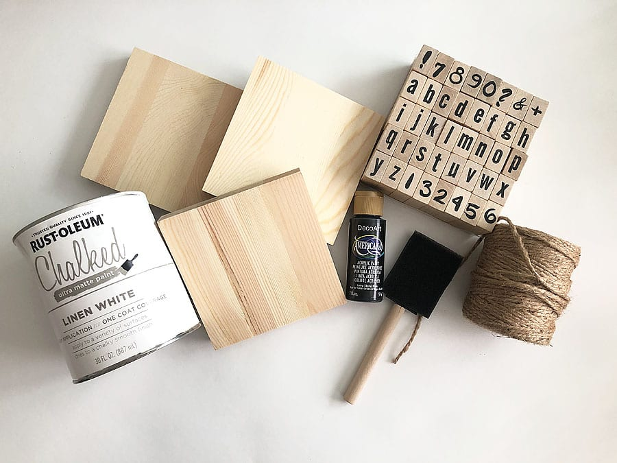 Stamped books supplies